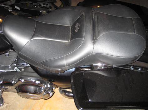 Hammock Seat For Harley Davidson by 2012 Cvo Ultra Glide Seat Harley Hammock Harley