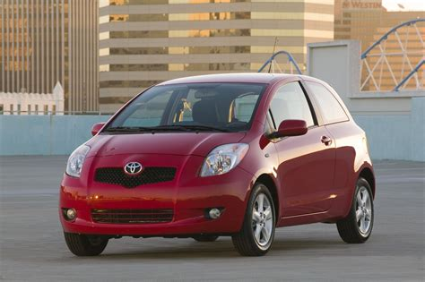 2007 toyota yaris review top speed