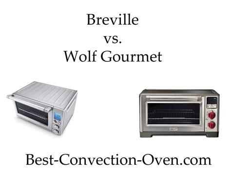 breville bovxl  wolf gourmet countertop oven