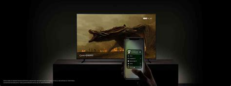 Apple putting iTunes and AirPlay 2 on Samsung Smart TVs