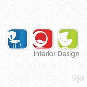 sold logo interior design stocklogoscom With interior design logo online