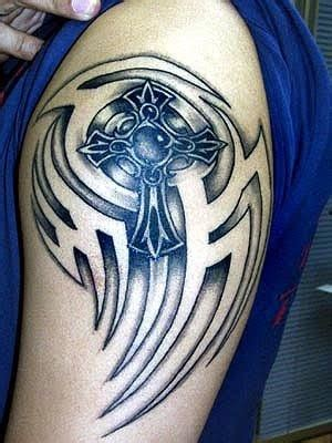 30 Best Images About Cross Tattoos On Pinterest Tribal