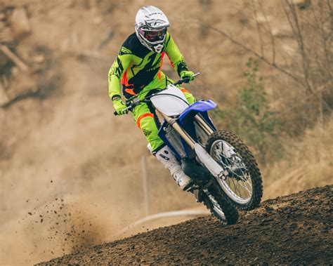 2015 yamaha yz250 dirt bike test