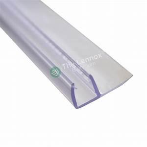 Shower Door Seal Side Strip 610mm Glass