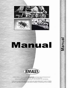 American Bosch All Injection Pump Service Manual