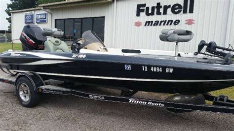 Used Triton Boats In Arkansas by 2004 Triton Tr186 Nashville Arkansas Boats