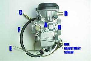 Yamaha Grizzly 660 Carburetor Diagram