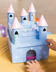 Secret Castle Trinket Box craft from The Princess Craft ...