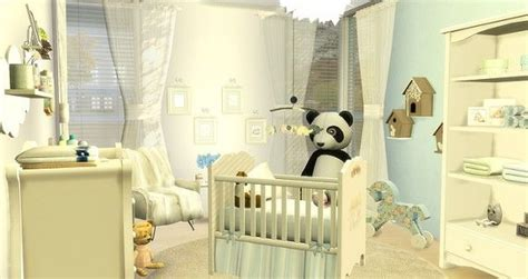 Caeley Sims Babyboy Room • Sims 4 Downloads  Sims 4