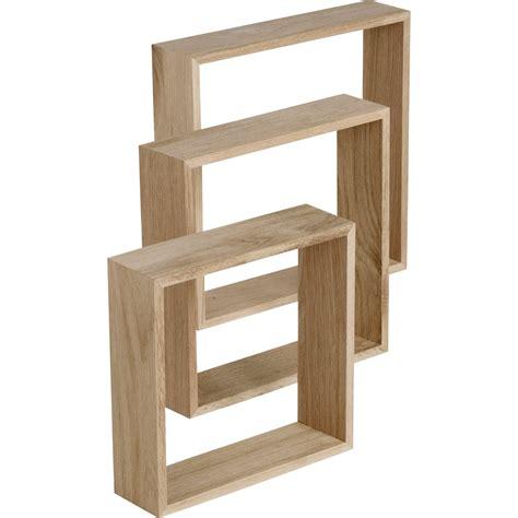 etag 232 re 3 cubes ch 234 ne l 30 x p 30 l 26 5 x p 26 5 l 23 x p 23 cm ep 14 mm leroy merlin