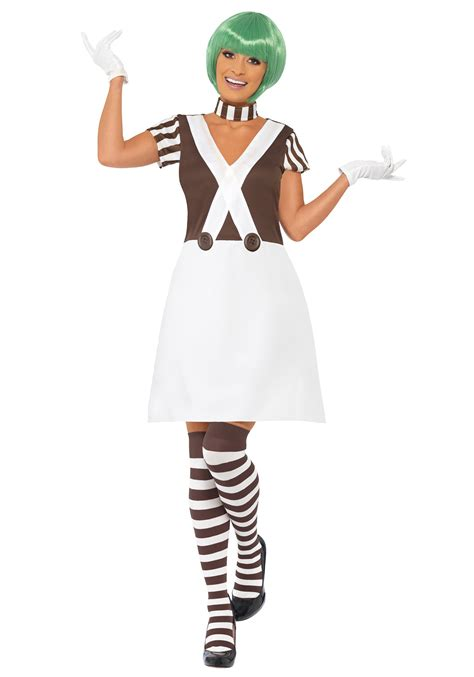 Womens Candy Creator Costume