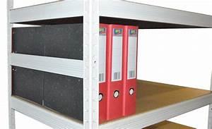 Regal 50 X 60 : kovov reg l biedrax 50 x 60 x 180 cm 5 polic lamino x 175 kg b l ~ Markanthonyermac.com Haus und Dekorationen
