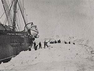Forgotten photos from 1875 British expedition to North ...