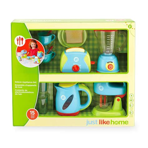 home deluxe appliance set functions