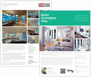 real estate flyer templates the best free paid list With real estate feature sheet template free