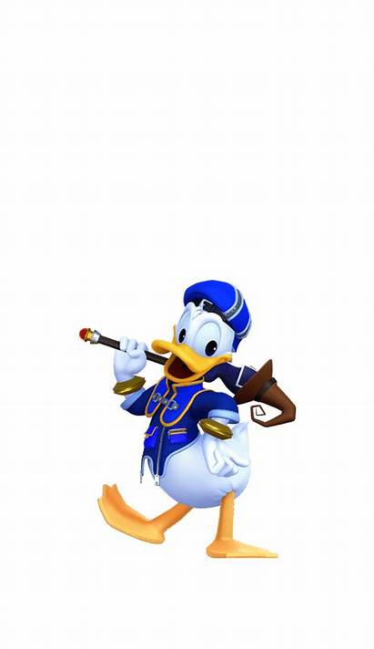 Hearts Donald Kingdom Characters King Sora Heroes