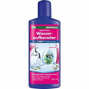 Wasseraufbereiter Für Leitungswasser : dennerle averaprotect wasseraufbereiter 500 ml g nstig kaufen bei aqua ~ Frokenaadalensverden.com Haus und Dekorationen