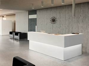 L Shaped Reception Desk Design Ideas For Office And ...