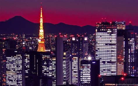 wallpapers  japan tokyo buildings