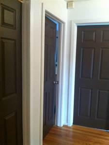 15 best interior door paints images on pinterest front for Interior paint colors browns
