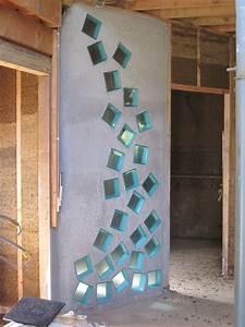 mur en brique de verre salle de bain inspirations avec With cloison en carreau de verre