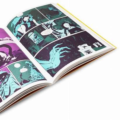 Graphic Printing Novel Publishing Were Self Responsive
