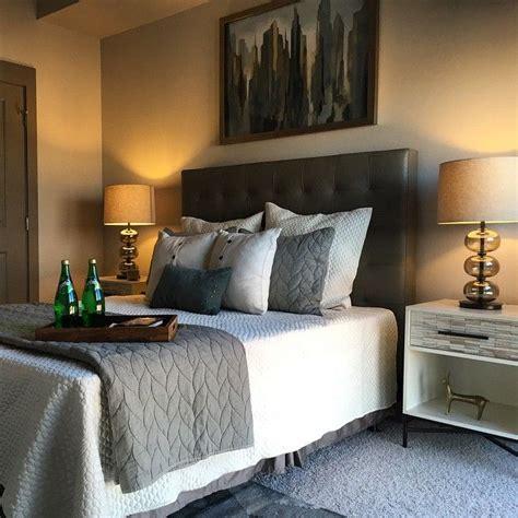 Stunning Bedroom Setup By @katybyrnedesign Is Complete