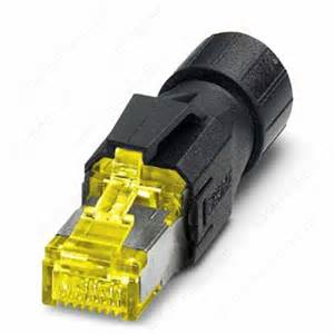 cat 6 connectors contact pluscon shielded category 6 connector