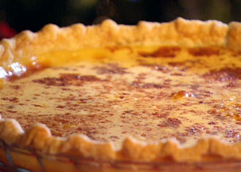 pie recipes food network custard pie