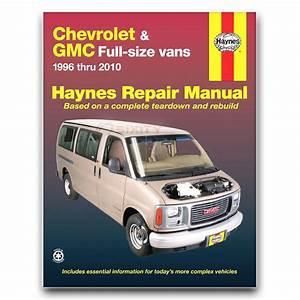 Haynes Repair Manual For Chevy Express 1500 Lt Base Ls