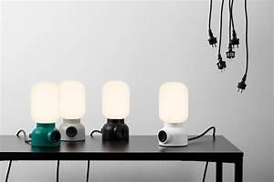 Plug Lamp For Atelje Lyktan