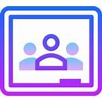 Classroom Icon Computer Definition Google Vectorified Use