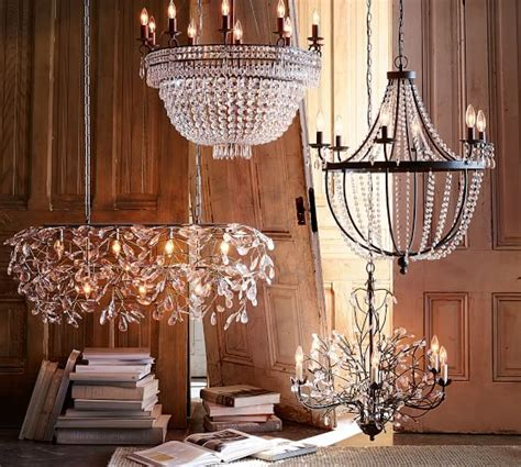 Chandeliers Pottery Barn by Camilla 6 Arm Chandelier Pottery Barn