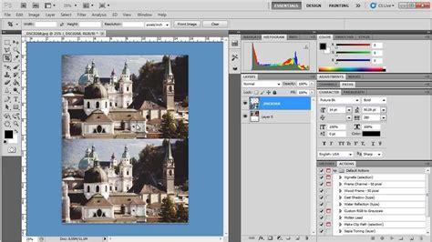bilder nebeneinander photoshop tutorial deutsch