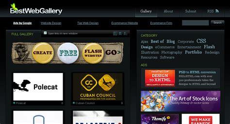 top web designers top 10 css galleries oakes design web design