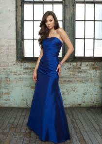 blue dresses for wedding royal blue bridesmaid dresses going great with white wedding gown ipunya
