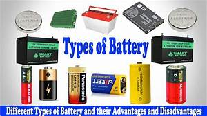 Types Of Battery  U2502 Different Types Of Battery