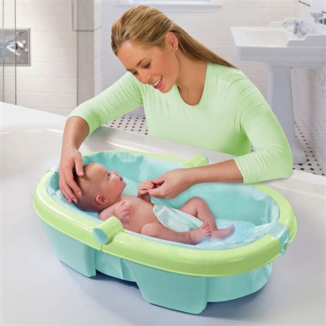 siege bebe pour baignoire buy summer infant newborn to toddler fold away baby bath