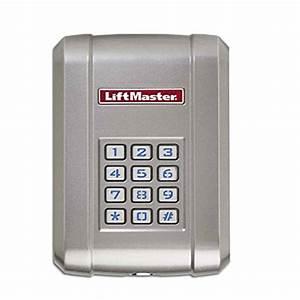 Liftmaster Kpw5 Wireless 5 Code Commercial Keypad