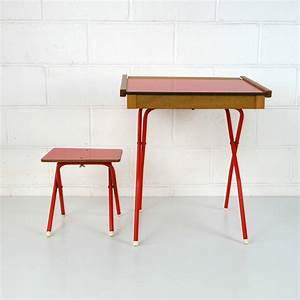 Bureau Enfant Vintage La Marelle Mobilier Et Dco