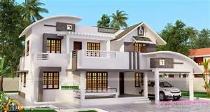 Double, Storied, Modern, Home