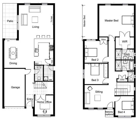 house floor plan layouts 2 townhouse floor plans in mhouse plans exles