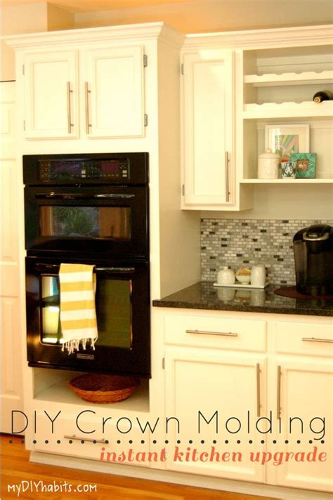 how to add crown molding to kitchen cabinets crown moldings moldings and crowns on 9685