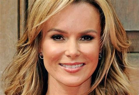 Britain's Got Talent Judge Amanda Holden Opens Up About