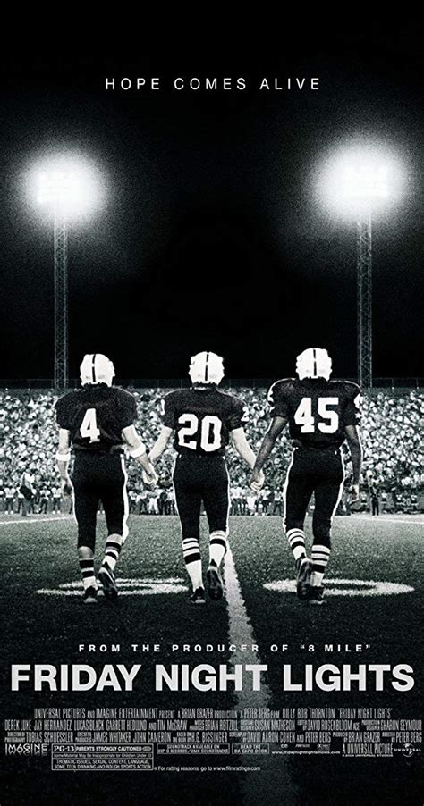 friday nights lights friday lights 2004 imdb