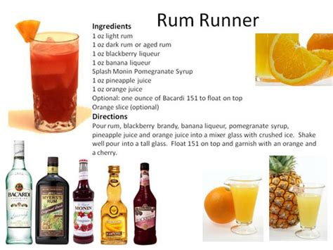what to mix with rum valentines day midnight mixologist