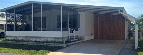 mobile home  sale hudson fl club wildwood