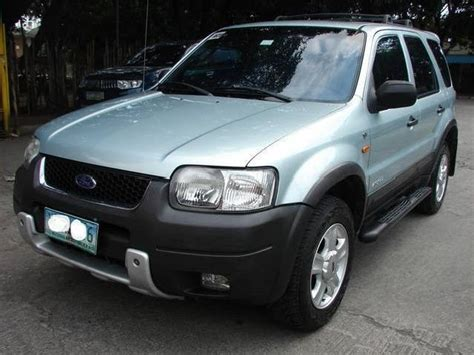 ford escape owners manualdownload  software