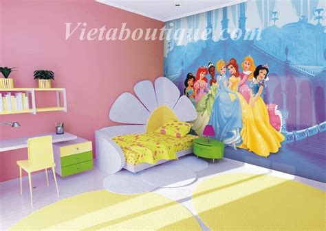 chambre disney princesse decoration chambre princesse disney