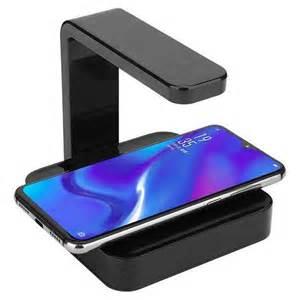 Conral Wireless Charging Pad with UV Sanitizer | Gadgetsin